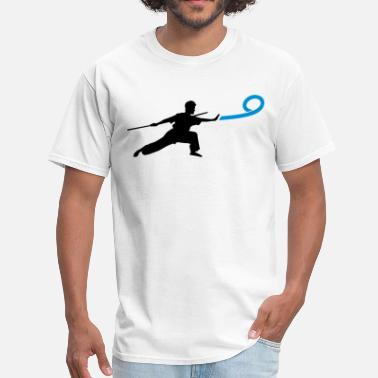 Wind Works Wushu Wind Push - Men's T-Shirt