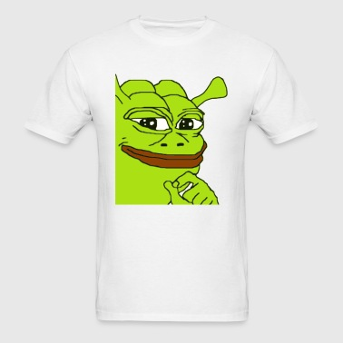 Shrek Pepe - Men's T-Shirt