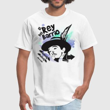 Rey Del Barrio - Men's T-Shirt