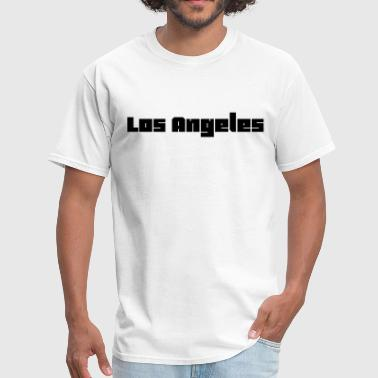 Cool Los Angeles Los Angeles - Men's T-Shirt