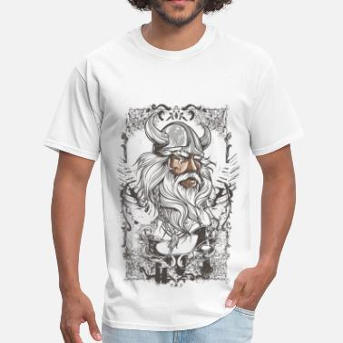Awesome Viking Viking - Men's T-Shirt