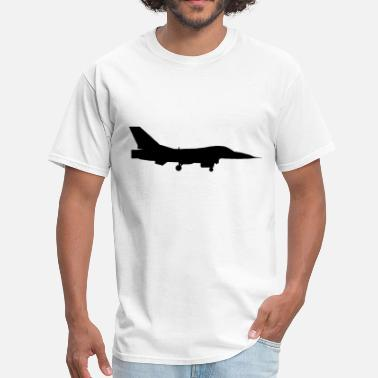 Jet Airplane airplane aircraft fighter jet - Men's T-Shirt