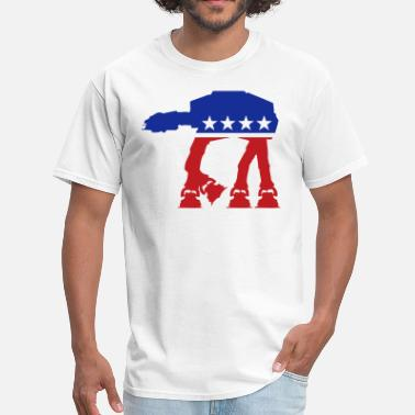 Republicans Republican At-At - Men's T-Shirt