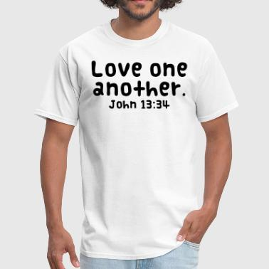 Love One Another - Men's T-Shirt