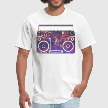 Cosmic Stereo - Men's T-Shirt