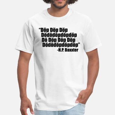 I Like Loud Music Scooter H.P. Baxxter quote - Men's T-Shirt