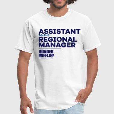 Assist. Regional Manager - Men's T-Shirt