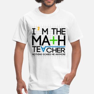 2df408d0 Math Teacher funny_math_teacher - Men's T-Shirt