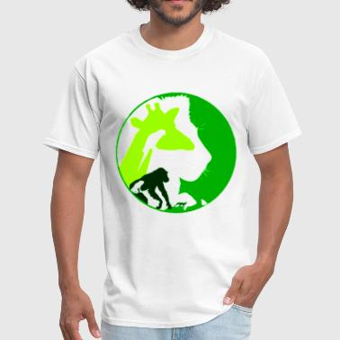 Conservation wildlife - Men's T-Shirt