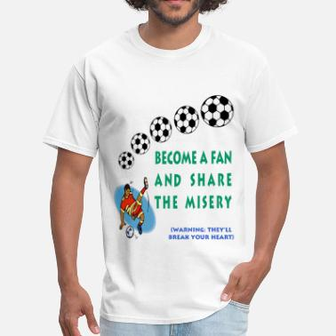 Soccer Fan Soccer Fan - Men's T-Shirt