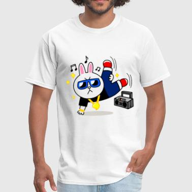 B-Boy - Men's T-Shirt