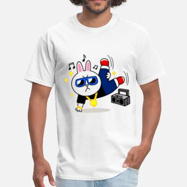 B Boying B-Boy - Men's T-Shirt