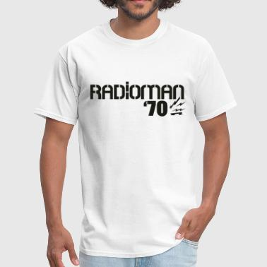 RadioMan 70 - Men's T-Shirt