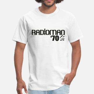Cloverfield RadioMan 70 - Men's T-Shirt