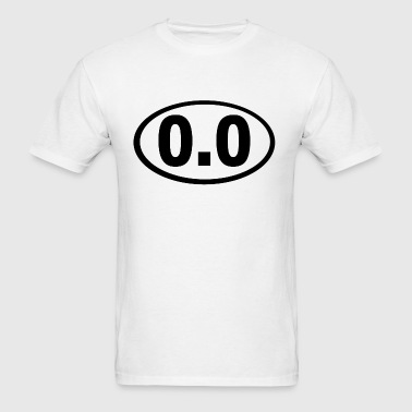 Oval - Men's T-Shirt