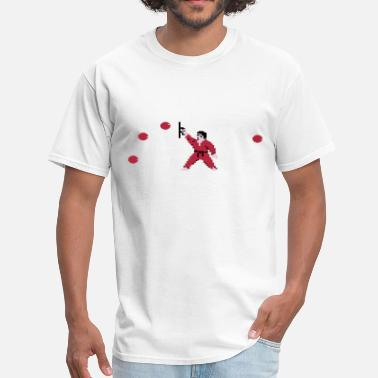 Bubble Bobble International Karate - Men's T-Shirt