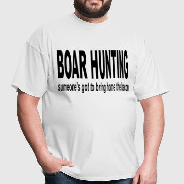 Boar hunting tex - Men's T-Shirt