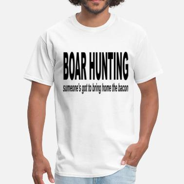 Boar Boar hunting tex - Men's T-Shirt