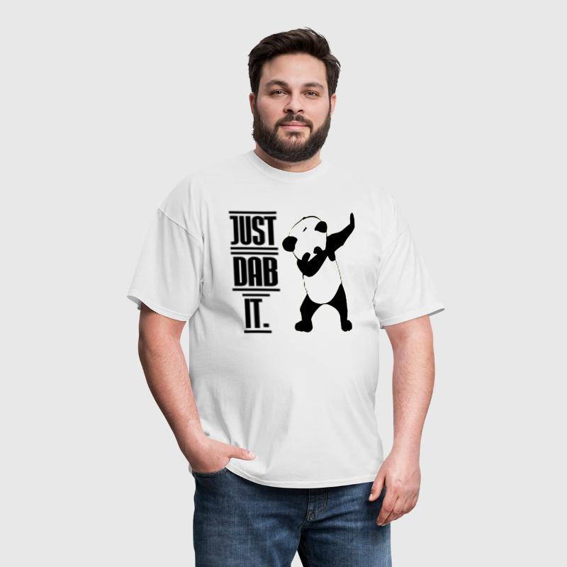 dab-panda-1-1.png - Men's T-Shirt