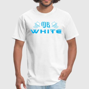 Mr. White Mr White - Men's T-Shirt