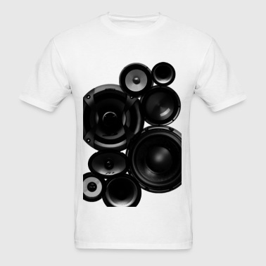SPEAKER T-Shirt - Men's T-Shirt