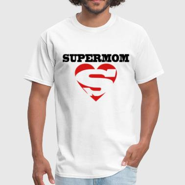 supermom - Men's T-Shirt