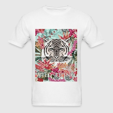 Wild Thing Tiger - Men's T-Shirt
