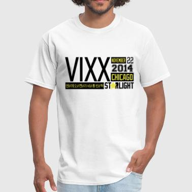 Vixx Chicago w/ members - Men's T-Shirt