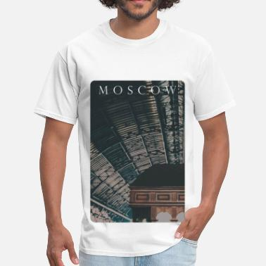 I Love Moscow Moscow Vibes - Men's T-Shirt