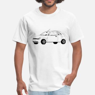 Ford Mechanic Ford Ka Mk1 - Men's T-Shirt