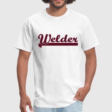 weld welder welding 06 - Men's T-Shirt