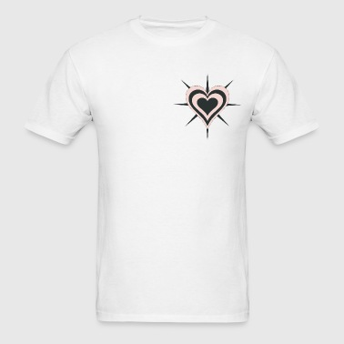 Yuma Heart - Men's T-Shirt