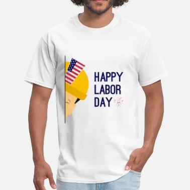 Americans For Prosperity Happy Labor Day T-shirt 2018 - Men's T-Shirt