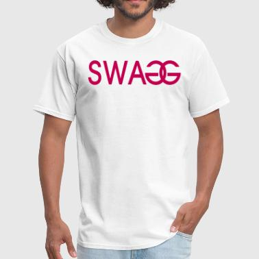 Dope Swagg SWAGG - Men's T-Shirt