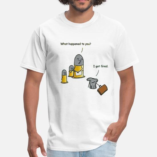8cd0b476 Funny office humor pun Men's T-Shirt | Spreadshirt
