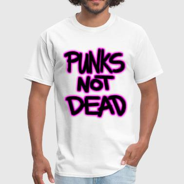 Punks Not Dead punks not dead - Men's T-Shirt