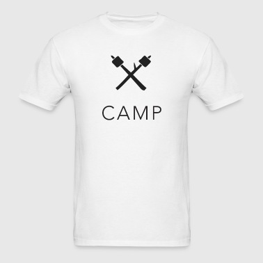 Camp Marshmellow - Men's T-Shirt