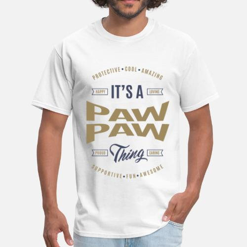 a747276e1 Pawpaw Tees Perfect Giftsg Men's T-Shirt | Spreadshirt