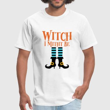 Witch Witches - Men's T-Shirt