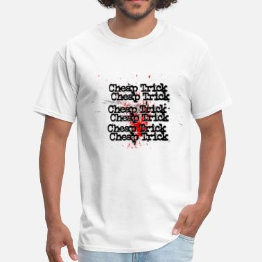 Trick Cheap-Trick - Men's T-Shirt