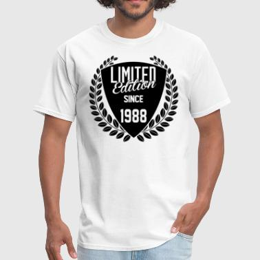 1988 Limited Edition Limited Edition Since 1988 - Men's T-Shirt