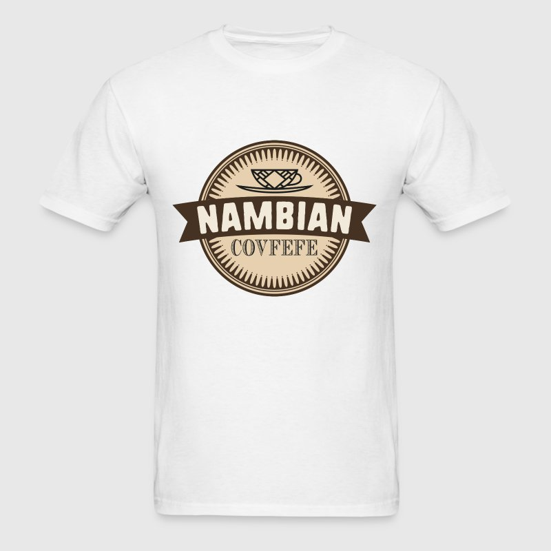 Nambian Covfefe - Men's T-Shirt