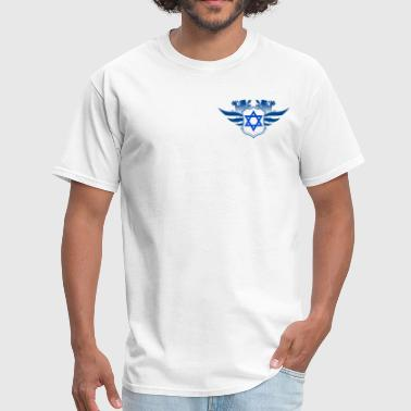 Israeli Patriot Jewish Pride - Men's T-Shirt