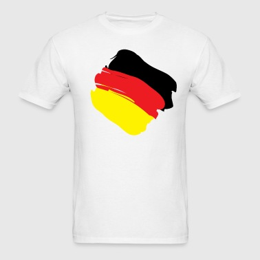 Flag of Germany - Men's T-Shirt