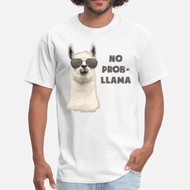 a5cccf706 Shop Llama T-Shirts online | Spreadshirt