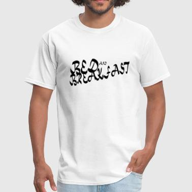 Bed Breakfast - Men's T-Shirt