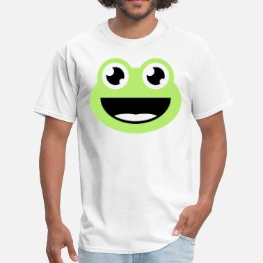 Mr Sparkles Anime Sparkle Frog - Men's T-Shirt