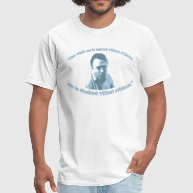 Christopher Hitchens - Men's T-Shirt