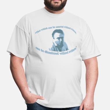 Christopher Hitchens Christopher Hitchens - Men's T-Shirt