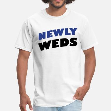 Newly Weds Newly weds - Men's T-Shirt
